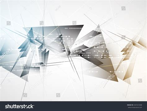 abstract background vector stock vector illustration of concepts 4369246 new future technology concept abstract background stock vector 343161698