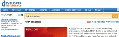 php tutorial experienced programmers use these online resources and learn php