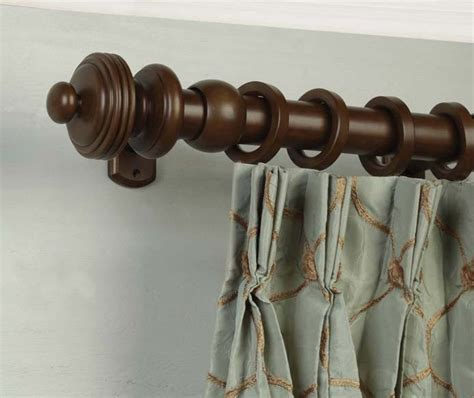 decorative drapery rods decorative curtain rods and hardware adjustable