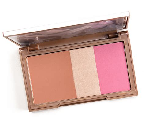 Harga Chanel Powder Blush decay nooner flushed cheek palette review