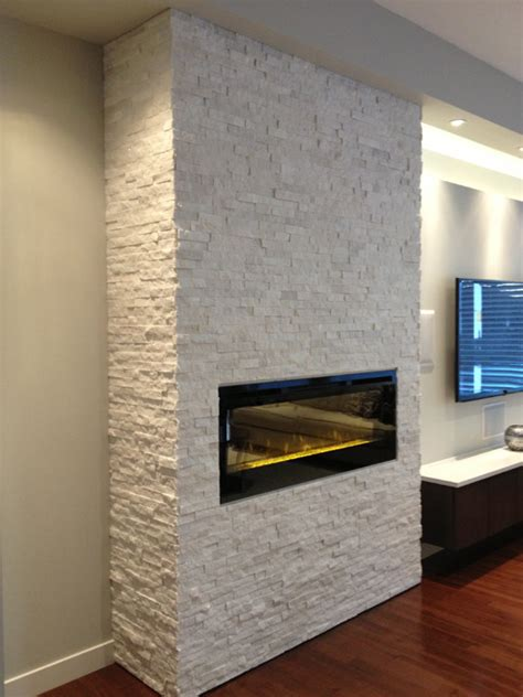 Baroque dimplex electric fireplaces in Living Room Modern