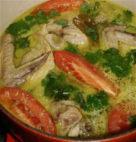 membuat opor ayam spesial cara membuat opor ayam kung spesial tips resep cara