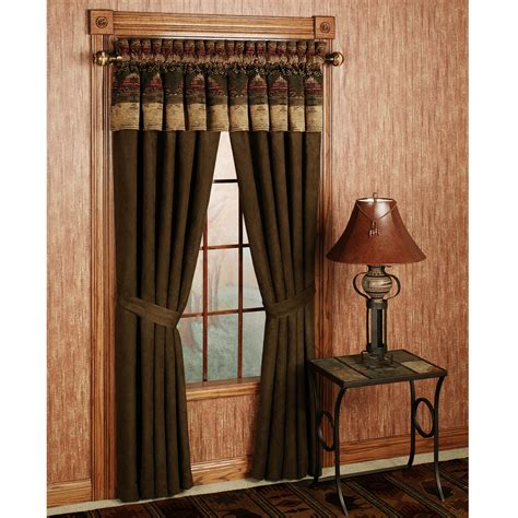fancy shower curtains with valance curtain curtains give your bathroom perfect look with