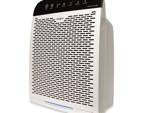 whirlpool wppro2000 whispure air purifier pearl white
