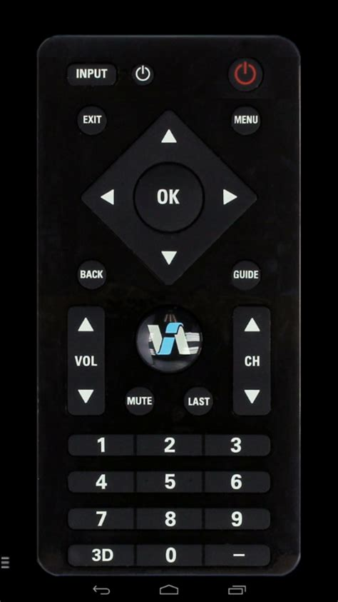 vizio remote app android vizremote remote for vizio tv android apps on play