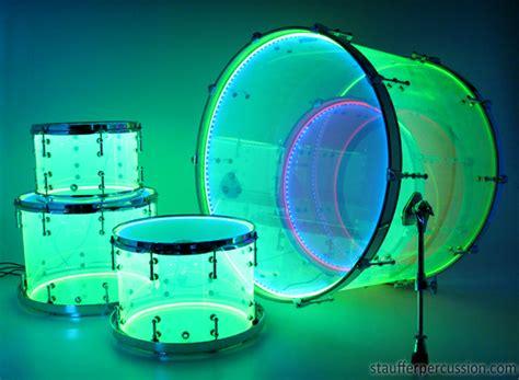how to set up led lights led rgb drum kit lights led living