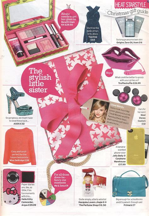 shop the heat magazine gift guide