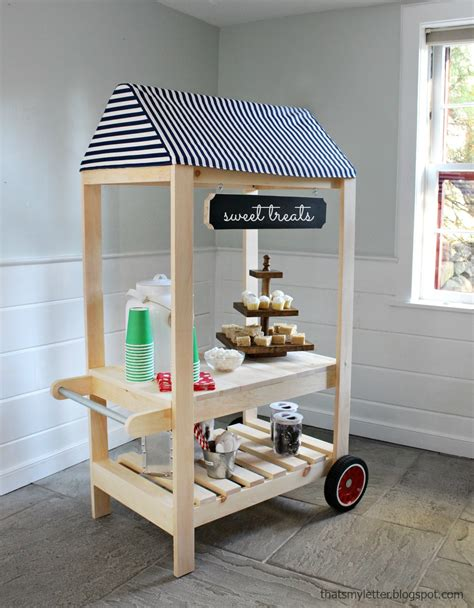vendor cart white vendor cart pretend play diy projects