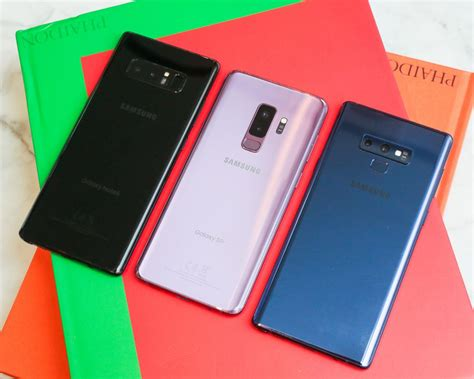 galaxy note 9 specs vs galaxy s9 s9 plus note 8 what s new cnet