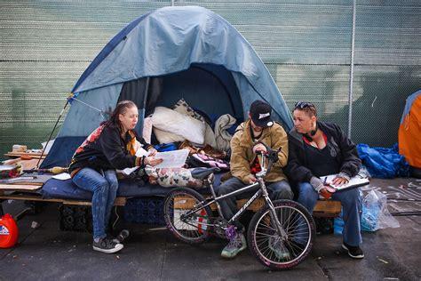 Homelessness In California Western City September 2016