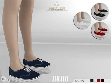 sims 4 shoes the sims resource mj95 s madlen tacito shoes