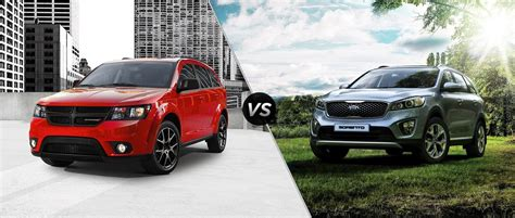 2015 chrysler journey 2015 dodge journey vs 2015 kia sorento mac haik dodge