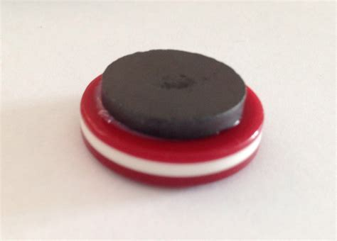 Handmade Fridge Magnets Ideas - button fridge magnet button magnet button craft ideas