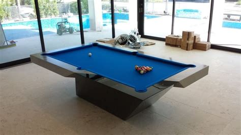Home Designer Suite Pool Table Modern Pool Table By Mitchell Exclusive Billiard Designs