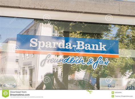 sparda bank bank sparda bank editorial photo cartoondealer 46971719