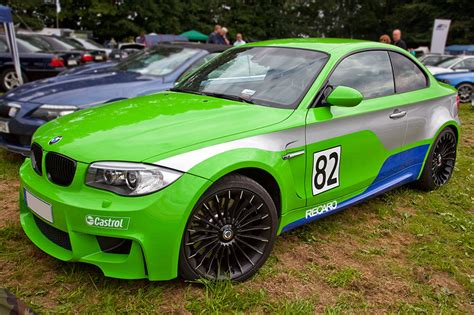 Bmw 1er Coupe Alpina by Foto Bmw 1er M Coup 233 In Besonderer Lackierung Beim Bmw