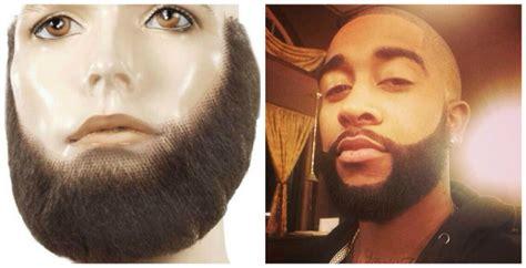 black men wearing weaved beards spill tha tea unbeweavable beards rumor or fact doctor