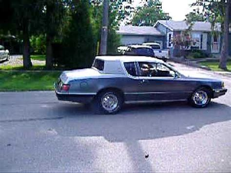 how can i learn about cars 1986 mercury grand marquis parking system 1986 cougar ls youtube