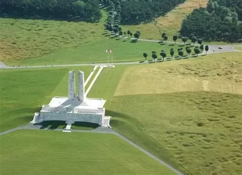 Memorial Canada Mba by What Happened In The Battle Of Vimy Ridge Quora