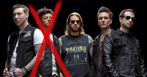 A7x Avenged Sevenfold Metal Band avenged sevenfold part ways with drummer arin iiejay