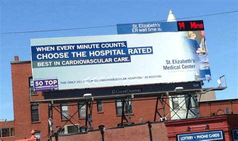 st elizabeth hospital emergency room reality check on those er wait time ads 19 minutes could 90 commonhealth