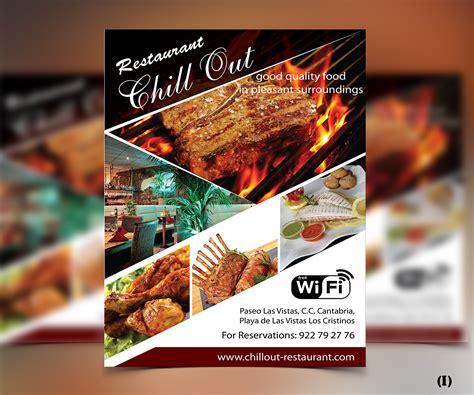 restaurant flyer 39 playful restaurant flyer designs for a