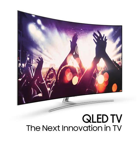 Samsung Qled Samsung Electronics Ushers In A New Era In Home Entertainment With Qled Tv Ahead Of Ces 2017