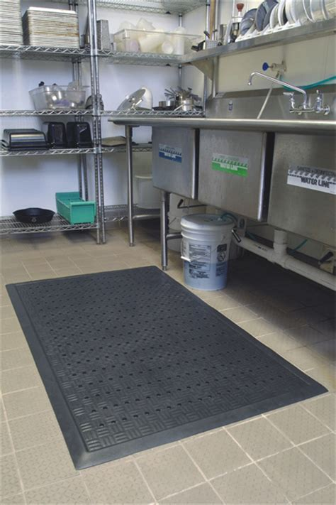 comfort kitchen comfort kitchen drainage mats are rubber kitchen mats by
