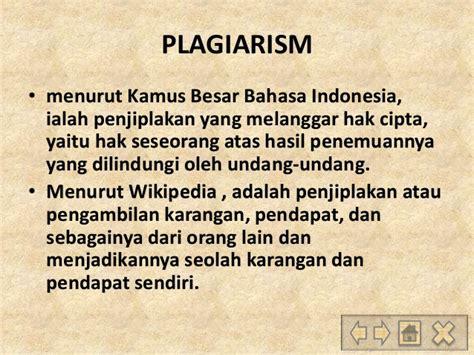 Plagiarisme Pelanggaran Hak Cipta Dan Etika contoh pelanggaran hak orang contoh now