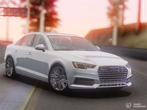 Audi Sa by For Gta San Andreas
