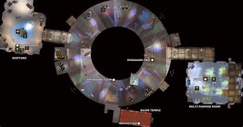 Online Floor Plan Generator by Second Wave Walkthrough Star Trek Online Academy