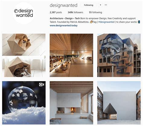 design wanted instagram il design si fa social gli account instagram da seguire