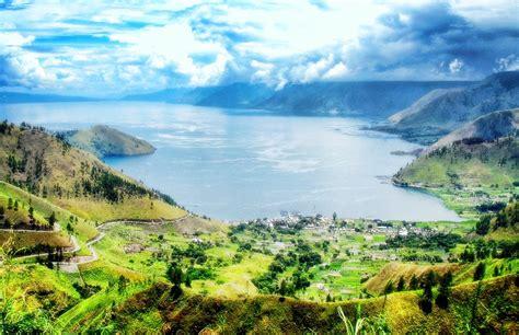 Morning Danau Toba interesting facts about lake toba wonderful toba medan