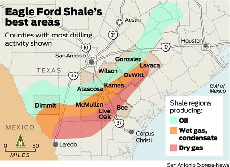 eagle ford texas map production in west texas could exceed 2 million barrels per day nox friends