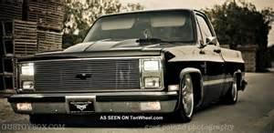 1981 chevy truck 1981 chevrolet silverado c10 pro touring classic up