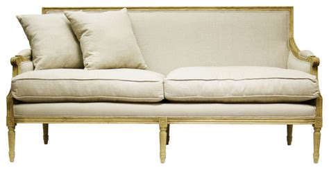 farmhouse sofa french country collection farmhouse sofas other