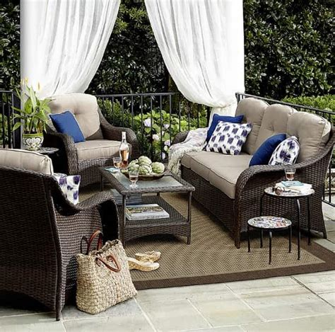 Grand Resort Patio Furniture Grand Resort Patio Furniture Review Summerfield 4 Seating Set