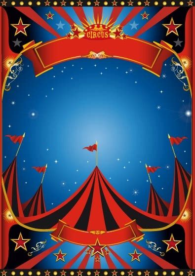 Circus Poster Template Free Vector Circus Free Vector Download 95 Free Vector For Commercial Use Format Ai Eps Cdr