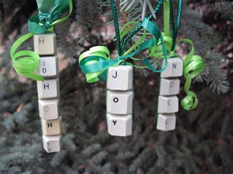 recycled tree ornaments diy tree ornaments 15 joyful and simple