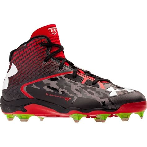 Armoir Cleats by What Pros Wear Brandon Phillips Armour Deception Dt