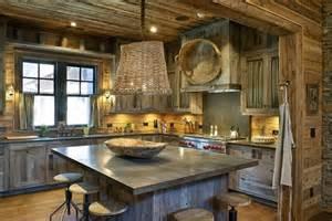 Tiroler Wood Houses Designs fotos de cocinas estilo r 250 stico colores en casa