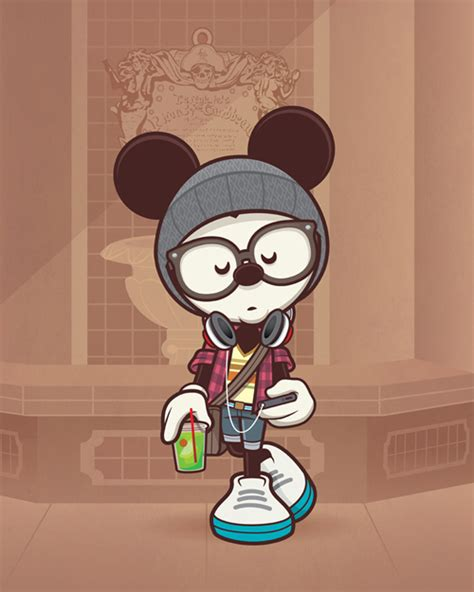 imagenes hipster mickey mickey mouse hipster imagui