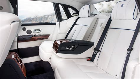 rolls royce ghost rear interior rolls royce phantom 2017 review by car magazine
