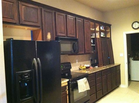 java stain kitchen cabinets general finishes java gel stain kitchen cabinets