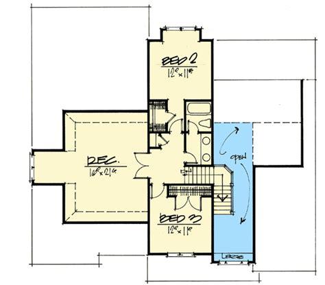 rec room floor plans spacious second floor rec room 50619tr 1st floor