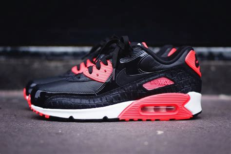 Nike Airmax90 01 nike air max 90 quot croc infrared quot 2015 preview sneakers