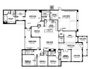 House With 5 Bedrooms 9 Best Images About Floorplans On House Plans