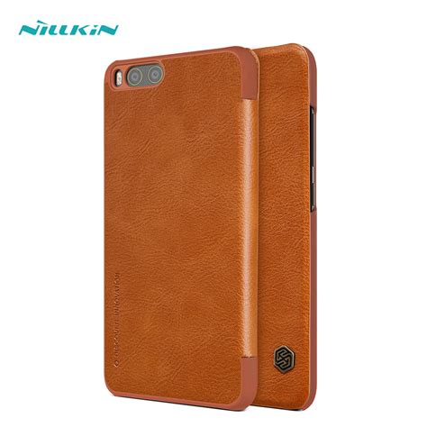Xiaomi Mi6 Mi 6 Magnetic Flipcover Flipcase Flip Soft Book Casing nillkin for xiaomi mi6 mi 6 cover 5 15 vintage wallet flip pu leather plastic back