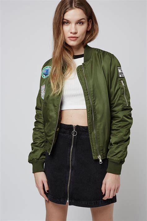 Boomber Jacket badged ma1 bomber jacket jackets coats clothing