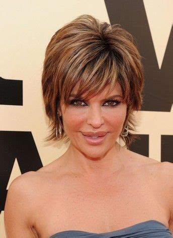 back view of lisa rinnas hair 66 best lisa rinna hairstyle images on pinterest
